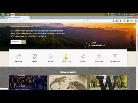Top Ranking Public University   The University of Washington   Edu Help