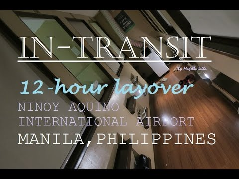 #In-TRANSIT:  stayed in a capsule hotel on a layover in Manila!
