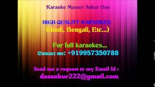 Khata Toh Jab Ho Ke Hum Karaoke Aashiqui By Ankur Das 09957350788