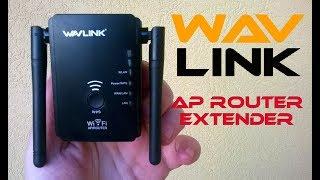 Wavlink AP Router Extender Kurzanleitung zur Installation