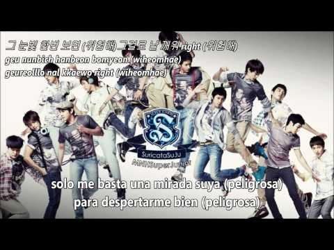 She Wants It - Super Junior SUB ESPAÑOL+HAN+ROM