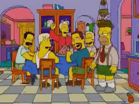 Homer 99 Luftballons