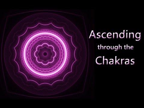 Ascending through the Chakras (Throat & Overtone singing)