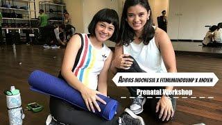 Sehat Semasa Kehamilan Bersama FitMumandBump dan Andien di Fitstop Jakarta