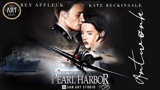 Pearl Harbor | Ben Affleck | Kate Beckinsale Painting