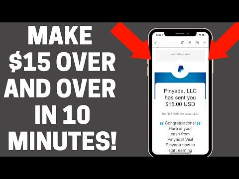 MAKE $15 EVERY 10 MINUTES! (Make Money Online Today!)