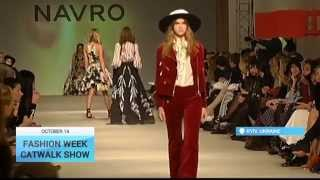 Passion for Ukrainian Fashion: Designers showcase collections in Kyiv