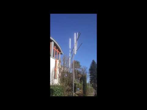 Video Windpipe, Edelstahl, 640 cm x480 cm x 46 cm