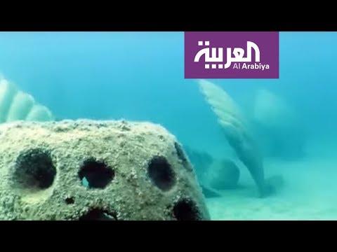 نشرة الرابعة |  تجول داخل أول متحف تحت الماء في السعودية  - نشر قبل 4 ساعة