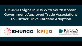 Cardano's Emurgo Signs New MOU; Japanese Banker 'We Promote Bitcoin'; Binance US Partner