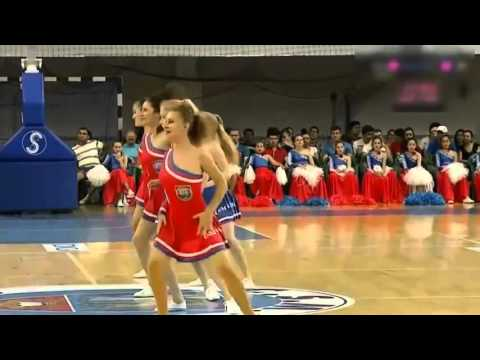 Highschool Girls Sexy Dance