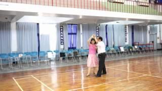 深情難忘   高雄市常春土風舞協會 示範教學影片 B010示範者為原編老師:孫瑞得老師、周家安老師 Kaohsiung Chang-Chuen Folk Dance Association