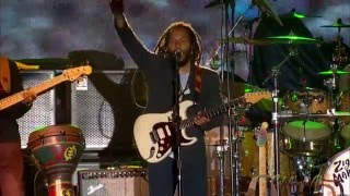 """One Love"" – Ziggy Marley live @ Cali Roots Festival (2014)"