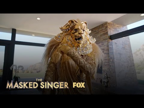 The Clues: Lion | Season 1 Ep. 1 | THE MASKED SINGER Mp3