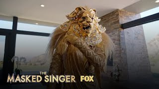 The Clues: Lion | Season 1 Ep. 1 | THE MASKED SINGER