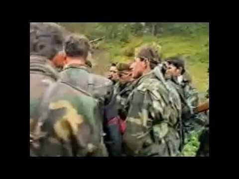 Bosnia Donji Vakuf-Prusac  War footage