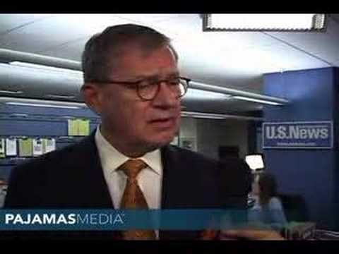 Roger L. Simon Interviews Michael Barone