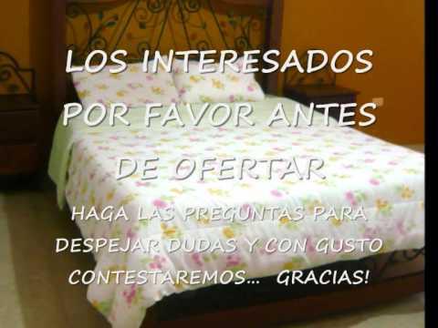 Juegos de cuarto matrimonial camas king youtube for Cama matrimonial king