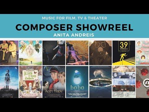 Anita Andreis ➤ Film Composer Showreel ➤ Music For Film, TV & Theater [2019]