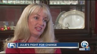 Rape victim Julie Weil tells shocking story of being attacked