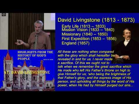 41. Livingstone