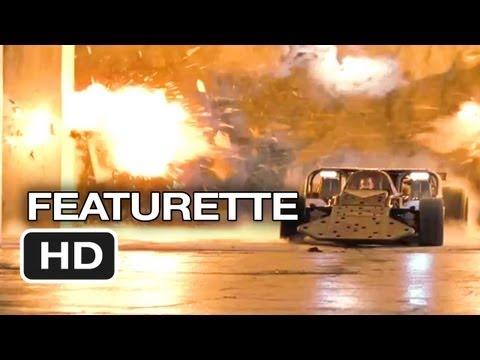 Fast & Furious 6 Featurette - Flip Car (2013) - Vin Diesel, Paul Walker Movie HD
