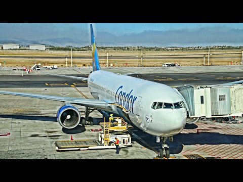 TRIP REPORT   Condor PREMIUM CLASS   Boeing 767-300   Cape Town to Frankfurt