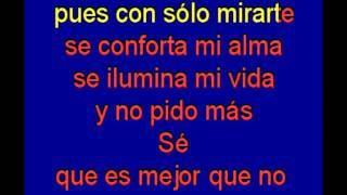 Lo Se - Ana Gabriel - karaoke Tony Ginzo