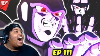 HIT IS FROM UNIVERSE 11!! Dragon Ball Super English Dub Episode 111 Reaction!
