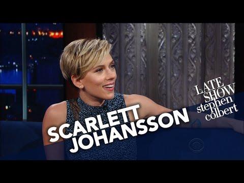 Scarlett Johansson Got Trashed With Her 72-Year-Old Doppelgänger