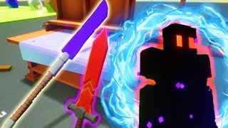 Summoning the Dark Lord! Hidden Fear Crystal Powers - My Little Blacksmith Shop Update Gameplay Ep 3