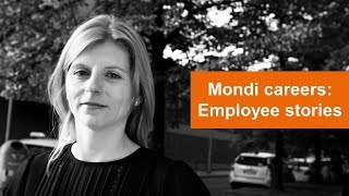 How Stephanie's role at Mondi has developed | Employee stories | Mondi careers