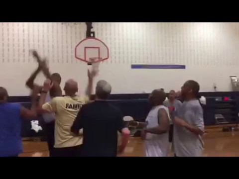 Commish Offensive Rebound and Assists to Keith Smart 5 6 17
