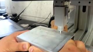 IMSKOREA [작업영상] 알루미늄(CONT모드) (…