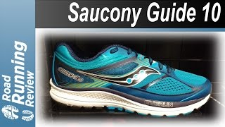 Saucony Guide 10 Preview