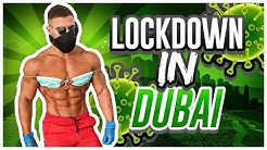 Lockdown In Dubai | A Day In The Life