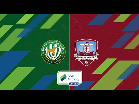 First Division Play-Off Semi Final: Bray Wanderers 0-1 Galway United