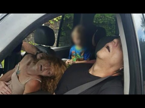 Ohio City Releases Pictures Of Heroin Overdose