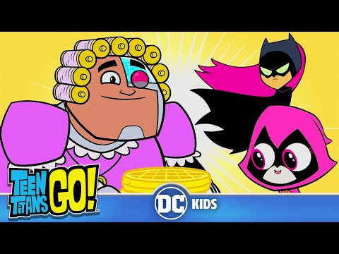 Teen Titans Go! Auf Deutsch | Neues Aussehen