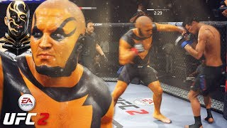 Goldust Has Combos For DAYS! INSANE Power In Those Gloves! EA Sports UFC 2 Ultimate Team Gameplay