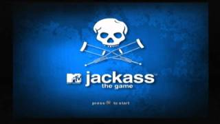 Jackass The Game Intro [PS2]