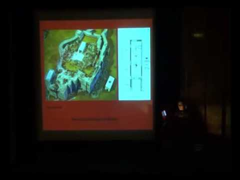 Prof. I. Lemos recorded at Greek Archaeological Society at Athens