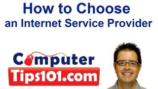 How to Choose an Internet Service Provider