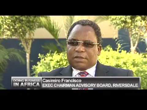 Doing Business in Africa - Mozambique - Part 1 - Mega Projects and Mining