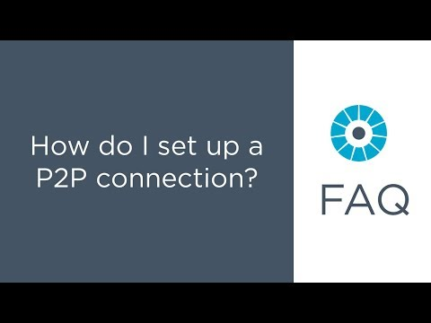 FAQ - How to Set Up a P2P Connection - Mobile Device to Alibi Recorder