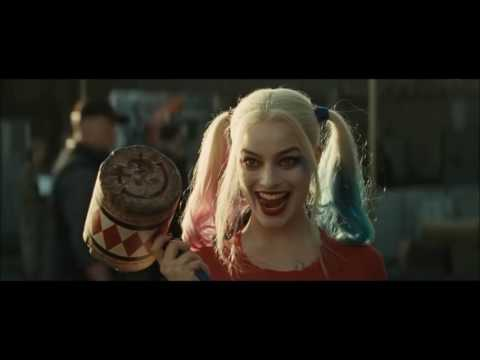 suicide squad  without me music