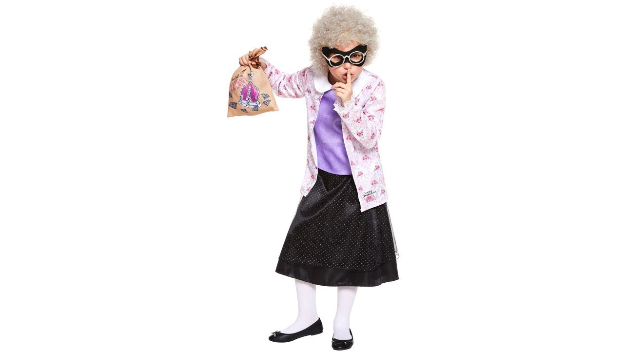 Gangsta Granny Costume  sc 1 st  YouTube & Gangsta Granny Costume - YouTube