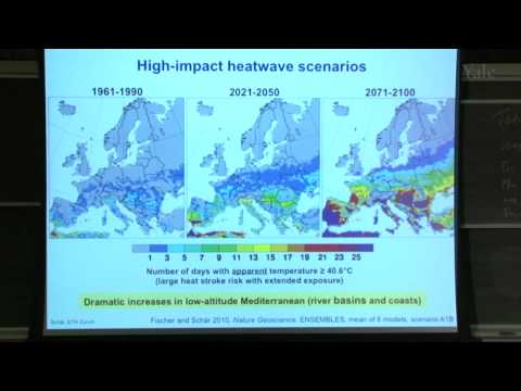Heat Waves in a Changing Climate