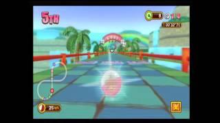 Super Monkey Ball Step & Roll Wii Part 2