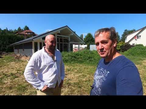 Парус Дом, серийное строительство и технологичная замена фахверка